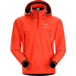 photo: Arc'teryx Beta LT Hybrid Jacket waterproof jacket