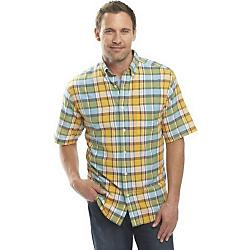 Woolrich, Inc Mens Timberline Plaid Shirt - Sale