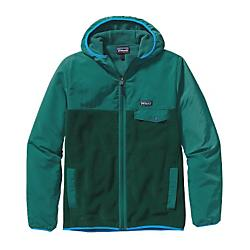 photo: Patagonia Shelled Synchilla Jacket fleece jacket