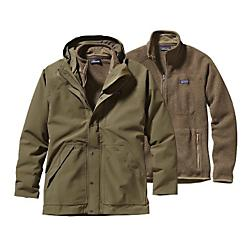 Patagonia Better Sweater 3-in-1 Parka