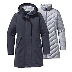 photo: Patagonia Tres 3-in-1 Parka component (3-in-1) jacket