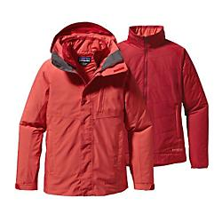 photo: Patagonia 3-in-1 Snowbelle Jacket component (3-in-1) jacket