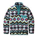 Patagonia Girls Lightweight Synchilla Snap-T Pullover - Sale