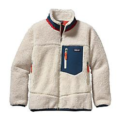 photo: Patagonia Boys' Retro-X Jacket fleece jacket