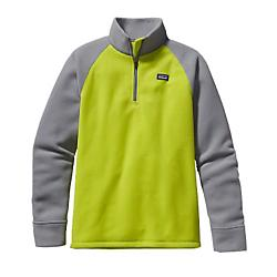 Patagonia Boys Micro D 1/4 Zip Fleece - New