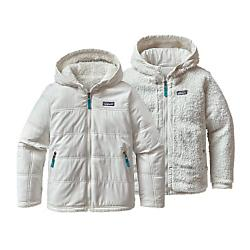 Patagonia Reversible Fuzzy Puff Hoody