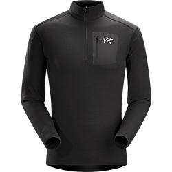 Arc'Teryx Mens Rho LTW Zip Neck - Sale