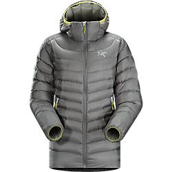 Arc'Teryx Womens Cerium LT Hoody - New
