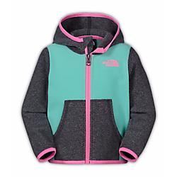 The North Face Infant Glacier Full Zip Hoodie - Sale