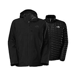 The North Face Mens Thermoball Triclimate Jacket - Sale