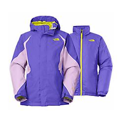 The North Face Girls Kira Triclimate Jacket - Sale