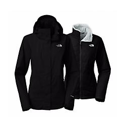 The North Face Womens Mossbud Swirl Triclimate Jacket - Sale