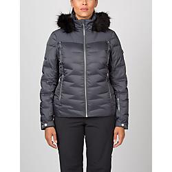 Spyder Womens Falline Real Fur Jacket - New