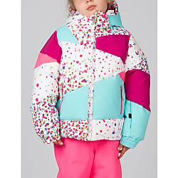 Spyder Bitsy Duffy Puff Jacket