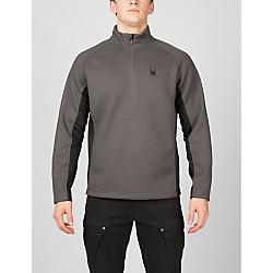 Spyder Mens Outbound Half Zip Sweater - New