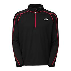 photo: The North Face Long-sleeve Voltage Zip long sleeve performance top