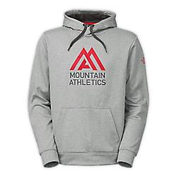 The North Face Mens Ma Graphic Surgent Hoodie - Sale