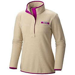 Columbia Womens Harborside Fleece Pullover Jacket - Sale