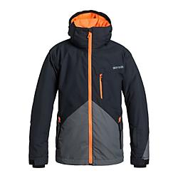 Quiksilver Boys Mission Block Jacket - New
