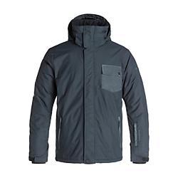 Quiksilver Mens Mission Plain 10K Snow Jacket - New