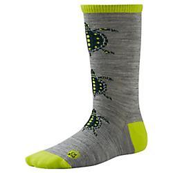Smartwool Boys Charley Harper Survival Savvy Crew Socks - New