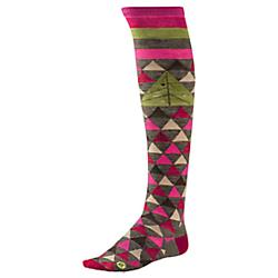 Smartwool Womens Charley Harper Gay Forest Gift Wrap Knee High Socks - New