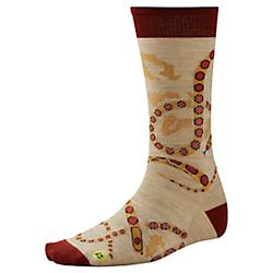 Smartwool Mens Charley Harper Corn Snake Pulling Off Its Old Skin Socks - New