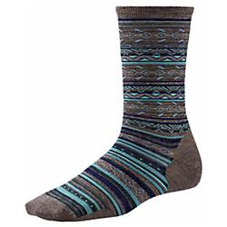 Smartwool Womens Ethno Graphic Crew Socks - New