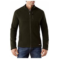 Smartwool Mens Echo Lake Full Zip Sweater - Sale