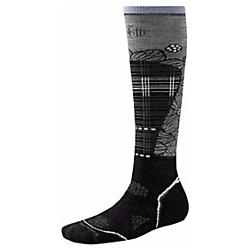 Smartwool Womens PhD Ski Medium Pattern Socks - New