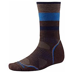 Smartwool PhD Outdoor Medium Pattern Crew Socks - New