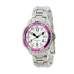 Momentum Watches M1 Twist SS Watch White/Mag