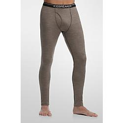 Icebreaker Mens Oasis Leggings w Fly - New