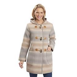 Woolrich, Inc Womens Richville Wool Duffle Coat - New