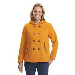 Woolrich, Inc Womens Century Wool Peacoat - New