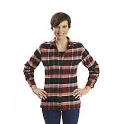 Woolrich, Inc Womens The Pemberton Flannel Shirt - New