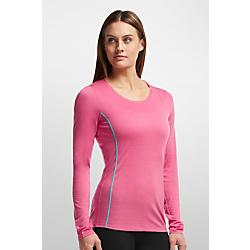 Icebreaker Aero Long Sleeve Crewe