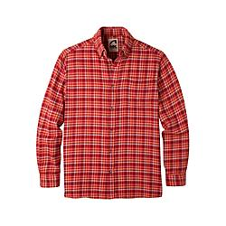 Mountain Khakis Mens Downtown Flannel Shirt - New