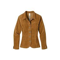 Mountain Khakis Womens Canyon Cord Jacket - New