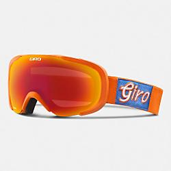 giro compass goggle - amber scarlet - closeout- Save 55% Off - Giro Compass Goggle - Amber Scarlet - Closeout - The smooth and stylish, mid-size semi-frameless Compass is a key component in our EXV Collection and features a spherical dual Lens By ZEISS that offers incredible optical clarity and a vast, wideangle field of view for better vision in all conditions. Cushy triple-layer face foam plus Seamless Compatibility with all Giro helmets make the Compass a top choice for skiers and riders looking for a slightly more compact yet full-featured EXV style.