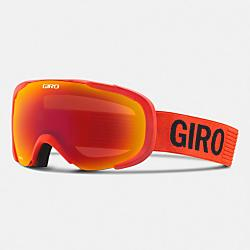 Giro Compass Goggle - Amber Scarlet - New