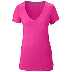 Columbia Womens Everyday Kenzie V Neck Tee