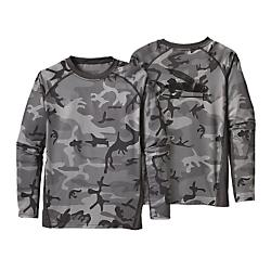 Patagonia Long-Sleeved Silkweight Rashguard
