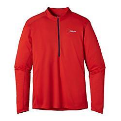 Patagonia Long-Sleeved Fore Runner Zip-Neck