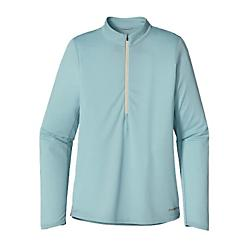 Patagonia Long-Sleeved Fore Runner Zip-Neck