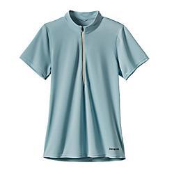 Patagonia Short-Sleeved Fore Runner Zip-Neck