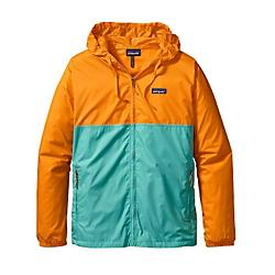 photo: Patagonia Light & Variable Hoody wind shirt