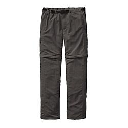 photo: Patagonia Gi III Zip-Off Pants hiking pant