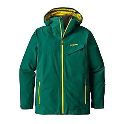 photo: Patagonia Men's Powder Bowl Jacket snowsport jacket