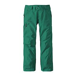 photo: Patagonia Men's Insulated Powder Bowl Pants snowsport pant